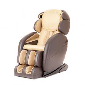 Fauteuil de massage WEYRON-Titanium Chaise de massageFauteuil de massage Shiatsu Chaise de massage