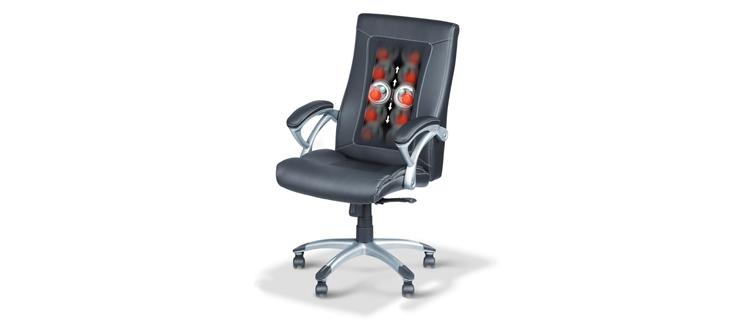 fauteuil massant vibrant