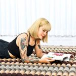 Leewadee XXL Tapis Thaï Enroulable Extra-Large, 200x150x5 cm, Matelas D'invité Tapis De Yoga Matelas De Massage Produit Naturel Et Écologique, Kapok, Marron