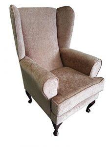 fauteuil orthopédique de 53cm de Haut pour personnes âgées ou enfermasfirme et confortable, Parfait pour personnes handicapés, paralysés ou en récupération d'une intervention chirurgicale ou un Accident.