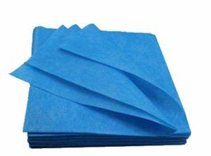 50 matelas de massage jetables pour hôpital, salle d'opération, sac de couchage imperméable jetable, drap de lit de salon de beauté – 40 cm x 50 cm