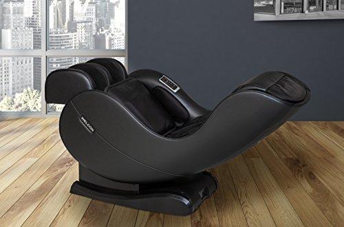 Aérosol – Maintenant, commandez dès la livraison – Dézember – welcon.de – Fauteuil de massage Welcon Easyrelaxx 2018 avec fonction chauffante en cuir synthétique noir – Notre nouvelle chaise de massage massage massage de massage – maintenant à prix avantageux – Réglage électrique de la loupe – Sélection de la loupe de massage à rouleaux de compression Airbag