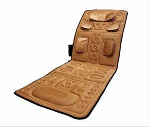 Coussin de massage shiatsu Matelas de massage multifonctionnel maison pétrissage vibration chaleur coussin de massage (extrusion, vibration, chauffage, thérapie magnétique) ballon massage massage vibration