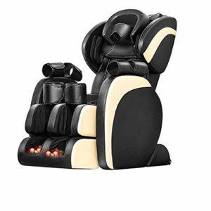 Honghong Chaises de Massage SZK-Y606,Fauteuil Massage et de Relaxation Professionnel, 3D – Masseurs à air – Zero Gravity – Massage par la Chaleur dans Le canapé de Massage de Luxe à