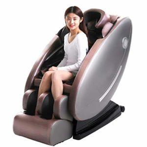 Airser Chaise De Massage Shiatsu – Fauteuil De Massage électrique 8d – Professionnel Fauteuil De Relaxation Shiatsu Fauteuil De Massage Automatique Ménager Et Commercial