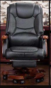 BOOSSONGKANG Chaise Fauteuil de Patron à Domicile Fauteuil de Massage en Cuir, 01