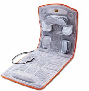 WYBD.Y Bonne qualité Matelas de Massage Corps Entier Taille cervicale Dos Multifonctionnel à la Maison Coussin de Massage Personnes âgées Coussin électrique Couverture chauffante