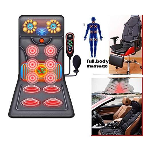 Coussin De Massage Pour Voiture, Coussin De Massage Par Vibration, Fauteuil De Massage Shiatsu, Coussin De Massage Par Vibration, 30 Têtes De Massage, Convient À La Maison, Au Bureau Et À La Voiture