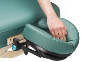 Earthlite Matelas de Massage Flexrest Facecradle Ns Teal