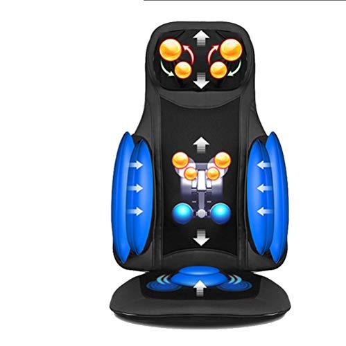 GAOword Fauteuil De Massage Complet du Corps Coussin De Massage Taille Arrière Coussin Gonflable Domestique Multifonctionnel