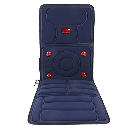 GAOword Matelas De Massage Corps Entier Multifonctionnel Ménage Masseur Électrique Couverture De Coussin De Massage pour Les Aînés Cadeaux