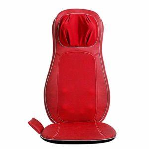 Jia He Fauteuil massant Coussin de Massage, Accueil Body Multi-Fonctions Coussin de Massage du Cou épaule Taille Massage du Dos Chaise de Massage électrique Coussin ## ( Size : 82.5×22.5x47cm )