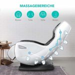 Naipo 1900 Fauteuil de massage Shiatsu Massage