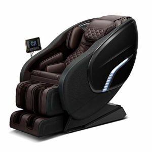 SanyaoDU Fauteuil de Massage Usine Prix Full Body 4D Zero Gravity électrique de à Bas Prix Chaise de Massage Recliner,A