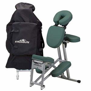 Stronglite Sarcelle Ergo Pro II Fauteuil de massage de l'emballage