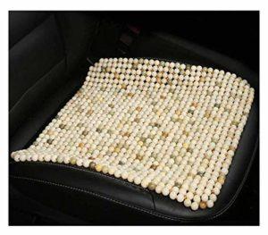 DYYD Haute qualité Egg Chair Coussin Coussin de siège de Voiture, la Main de Refroidissement Coussin de siège d'auto Tapis carré Confortable siège massant Voiture Coussin d'été (Color : B)
