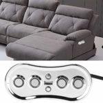 Huakii Contrôleur de canapé, contrôleur de canapé, Chargement USB pour Fauteuil de Massage à Domicile