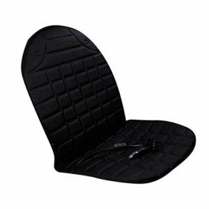 Jessicadaphne Coussin Chauffant de Voiture de Haute qualité et Confortable pour Le Fauteuil de Massage Complet
