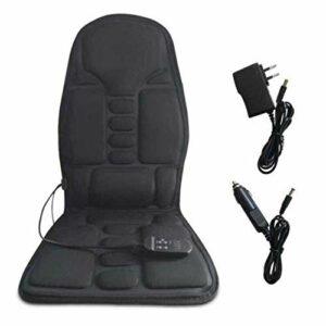 Matelas de massage électrique multifonction pour la maison – Chauffage infrarouge – Confortable – Pliable – Tapis de massage électrique d'acupuncture