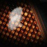 JNMDLAKO Coussin de siège massant Coussin de Soutien perlé en Bois Coussin de Soutien de qualité supérieure Ventilation Relaxation Ultime, B