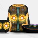 Yeeeeu Cou et Full Back Coussin de Massage du Corps Fauteuil de Massage Coussin (Massage Mobile Retour)