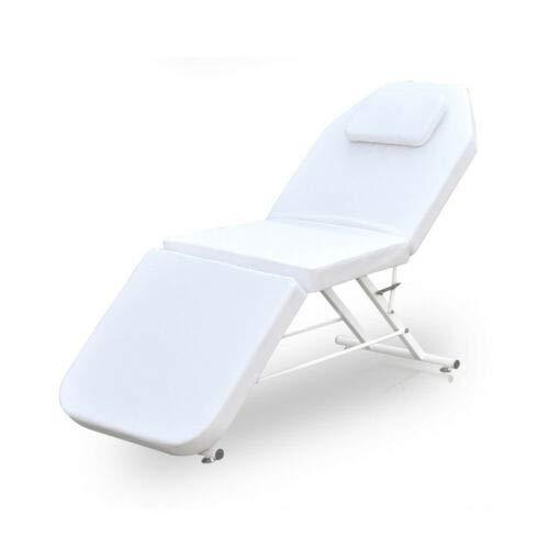 Fauteuil de massage pliable et réglable en 3 parties