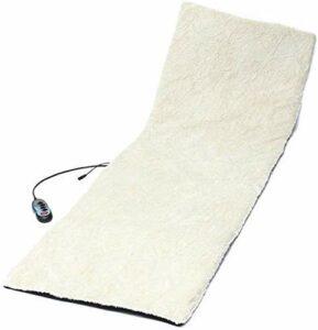 ykw Coussin Older Home Matelas de Massage électrique Multifonction Portable Masseurs de Couverture de Massage corporel