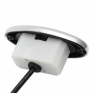 Contrôleur à main de canapé, contrôle à main de canapé Matériau ABS Contrôleur de canapé à 2 boutons Fonction de rétroéclairage LED pour fauteuil de massage électrique et autres chaises(Straight, 12)
