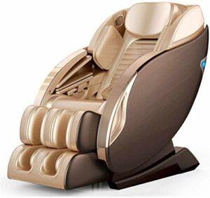 PIAOLIGN Chaise de Massage électrique du Corps Complet Fauteuil de Massage ménage Corps Multifonctionnel électrique Complet Espace canapé Musique Bluetooth