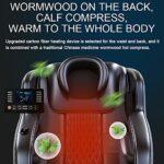 Fauteuil de massage électrique inclinable – Contrôle du corps entier – Contrôle par écran tactile – Haut-parleurs Bluetooth – Chauffage de la taille – Pour le bureau et la maison – Économie d'espace