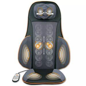Lifcasual Couvre-siège de massage de digipuncture Medisana Shiatsu MC 825