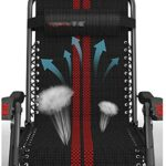 ZOUJIANGTAO Fauteuil de jardin pliable et inclinable – Respirant – Chaise de bureau – Chaise de sieste décontractée – Fauteuil de massage – Couleur : bleu – Dimensions : 67 x 100 x 85 cm