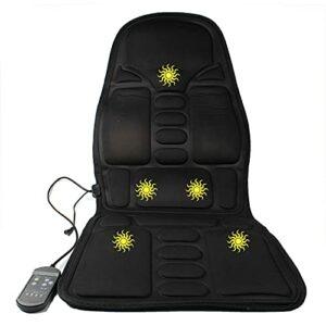 Fauteuils et sièges de Massage Coussin de Massage de Voiture Maison Masseur Cervical Corps Entier Coussin de Massage Chauffant Coussin Coussin de siège de Massage