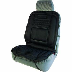 Cartrend 96145 Revêtements de siège de massage de luxe «Enjoy» chauffants